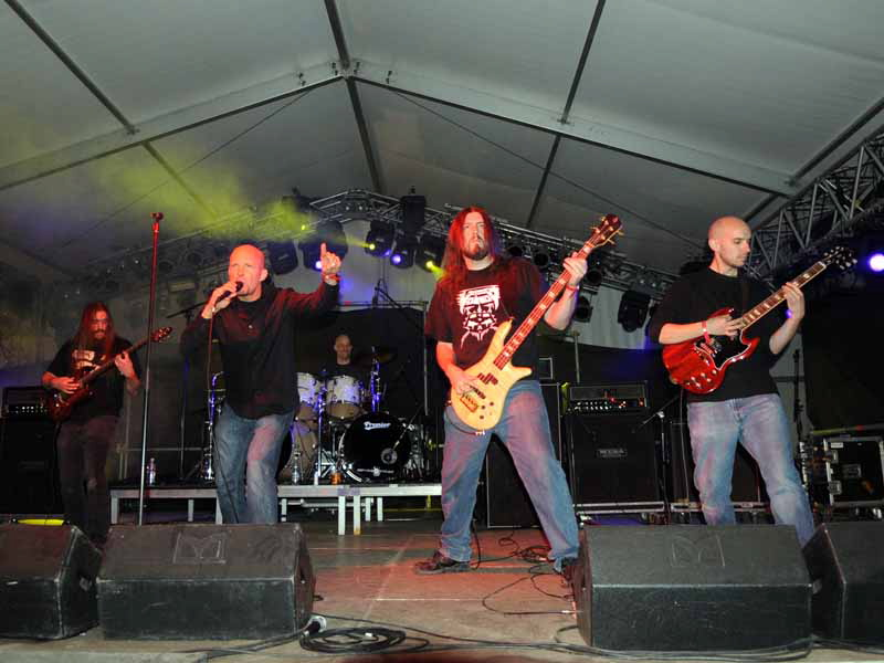 While Heaven Wept, Metalfest Dessau, 2011