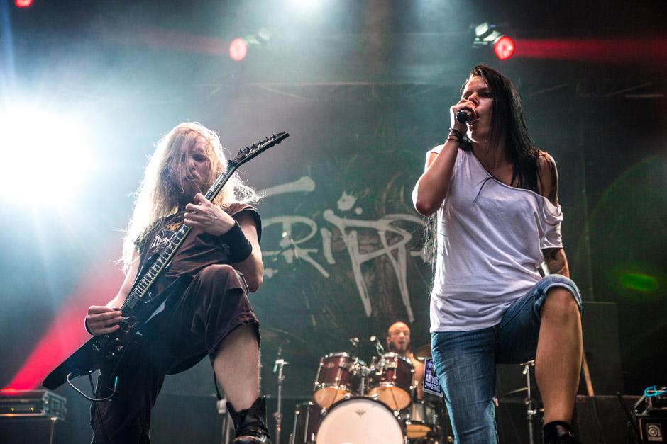 Cripper live, Metaldays 2013