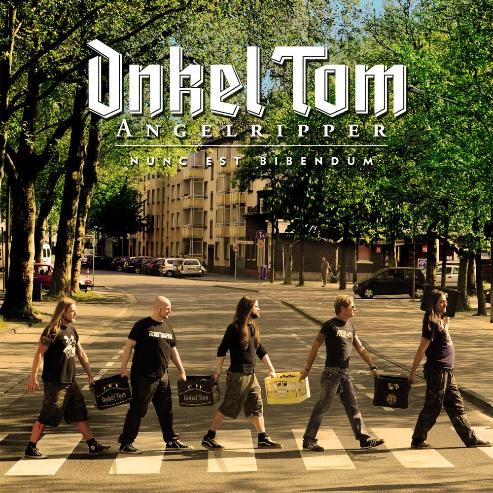 Onkel Tom Angelripper, Nunc Est Bibendum, Cover