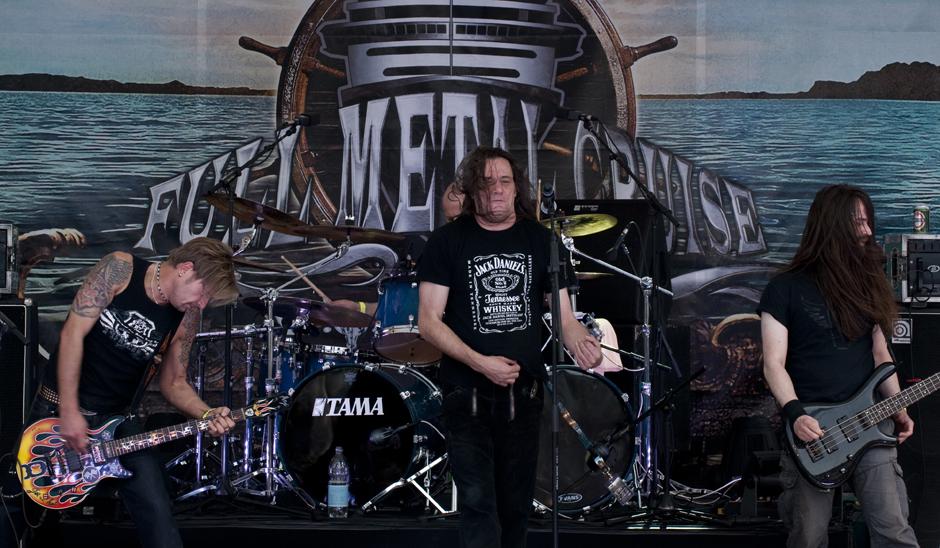 Onkel Tom live, Full Metal Cruise 2013
