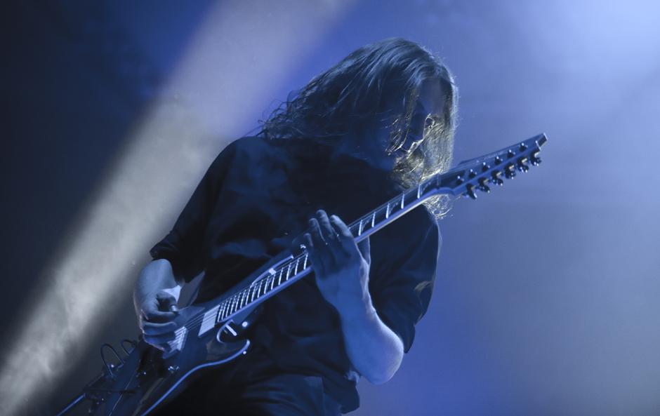 Heaven Shall Burn live, 21.12.2014, Hamburg