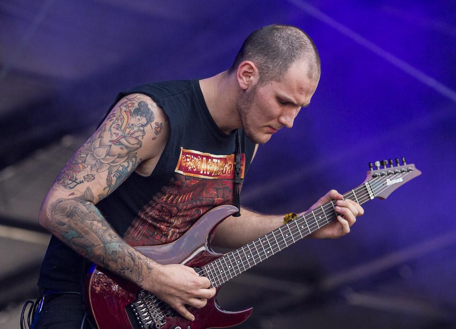 Der Weg einer Freiheit live, Rock Harz 2013