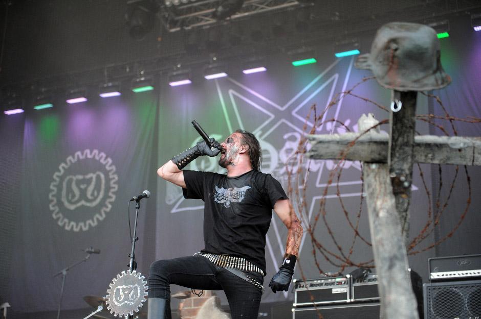 Endstille live, Wacken Open Air 2014