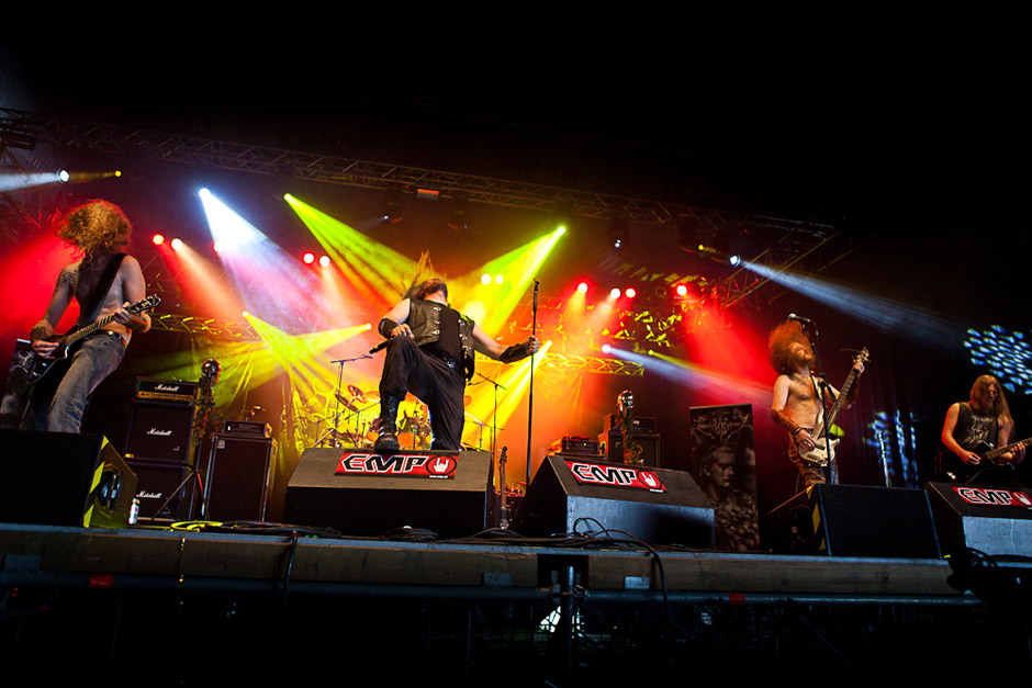 Imperium Dekadenz live, Summer Breeze 2014