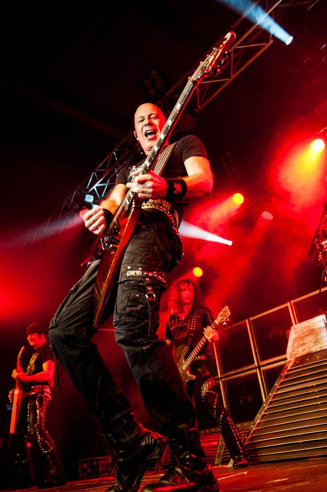 Accept live, 22.10.2014, Köln: Live Music Hall