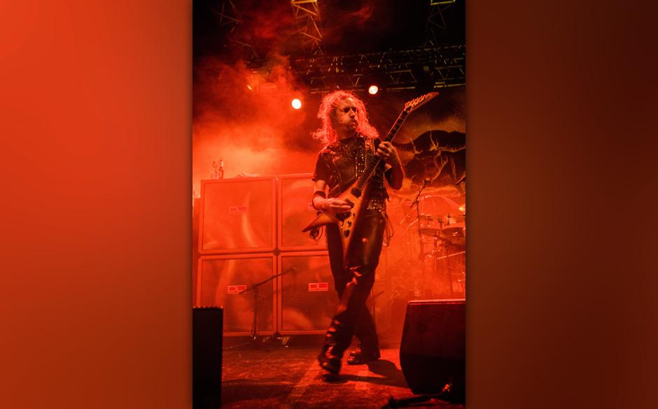 Vader live, 06.12.2014, Oberhausen