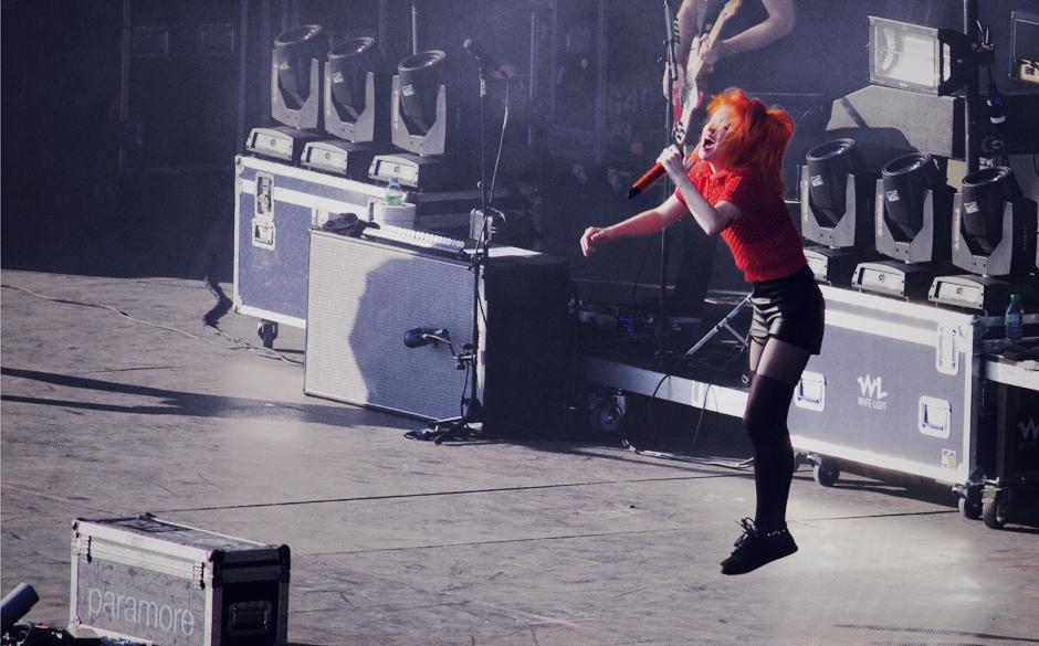 Paramore, Rock am Ring 2013