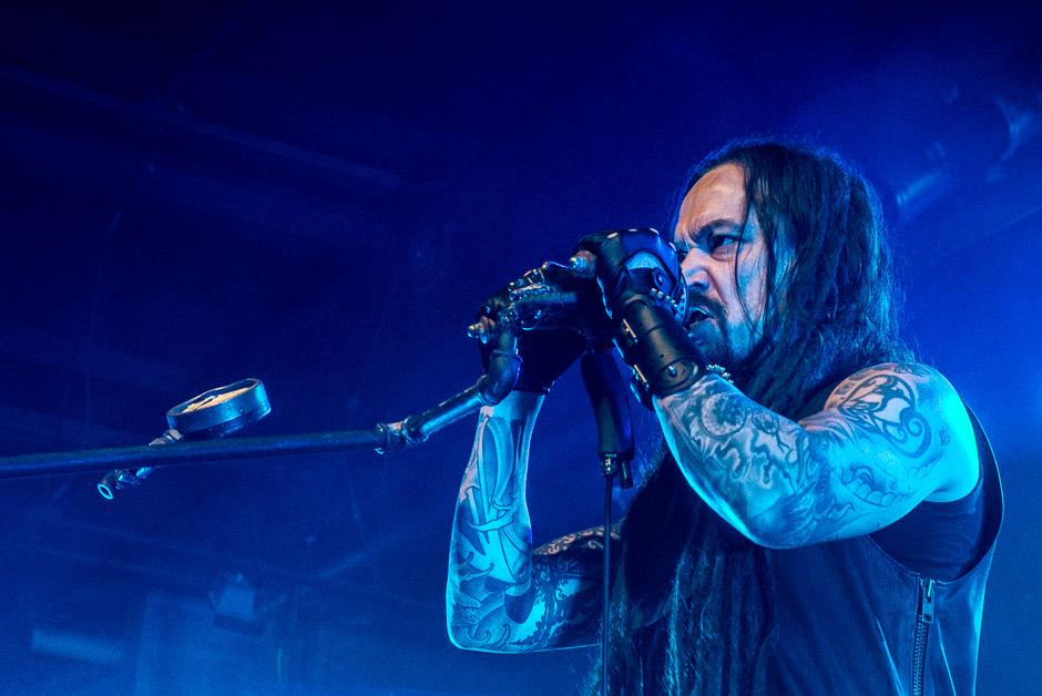 Amorphis live, 28.12.2014, München