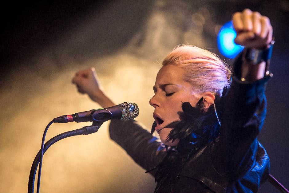 Avatarium live, 28.12.2014, München