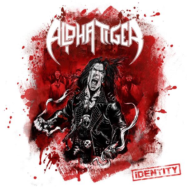 Die neuen Metal-Alben im Januar 2015 - Alpha Tiger IDENTITY