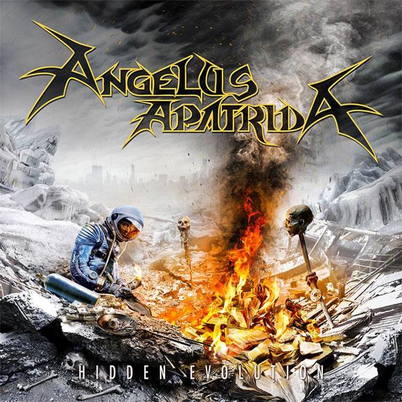 Die neuen Metal-Alben im Januar 2015 - Angelus Apartida HIDDEN EVOLUTION