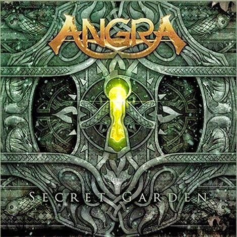 Die neuen Metal-Alben im Januar 2015 - Angra SECRET GARDEN