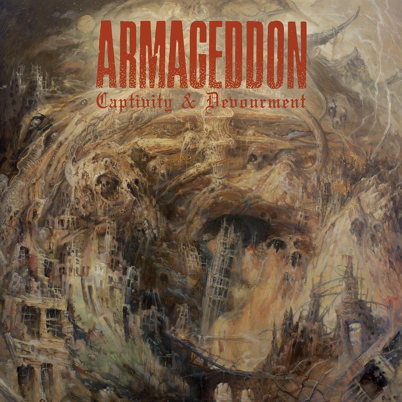 Die neuen Metal-Alben im Januar 2015 - Armageddon CAPTIVITY & DEVOURMENT