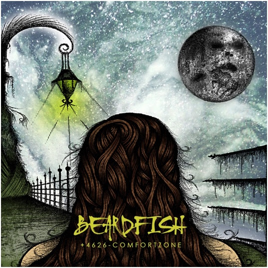 Die neuen Metal-Alben im Januar 2015 - Beardfish +4636- COMFORTZONE
