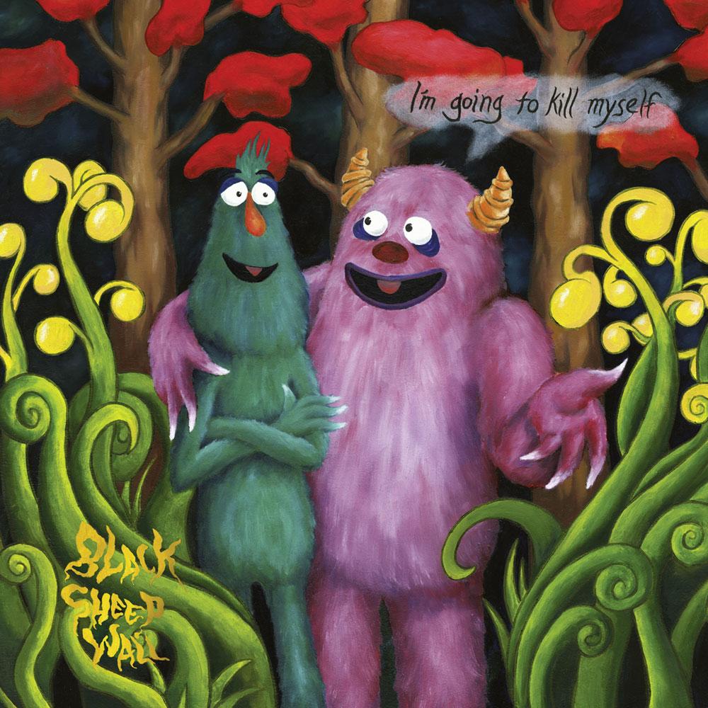 Die neuen Metal-Alben im Januar 2015 - Black Sheep Wall I'M GOING TO KILL MYSELF