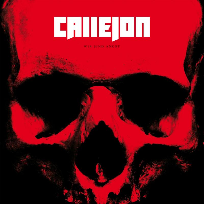 Die neuen Metal-Alben im Januar 2015 - Callejon WIR SIND ANGST