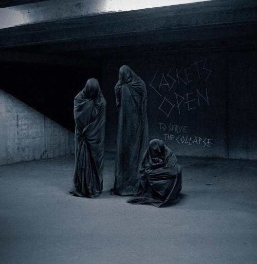 Die neuen Metal-Alben im Januar 2015 - Caskets Open TO SERVE THE COLLAPSE