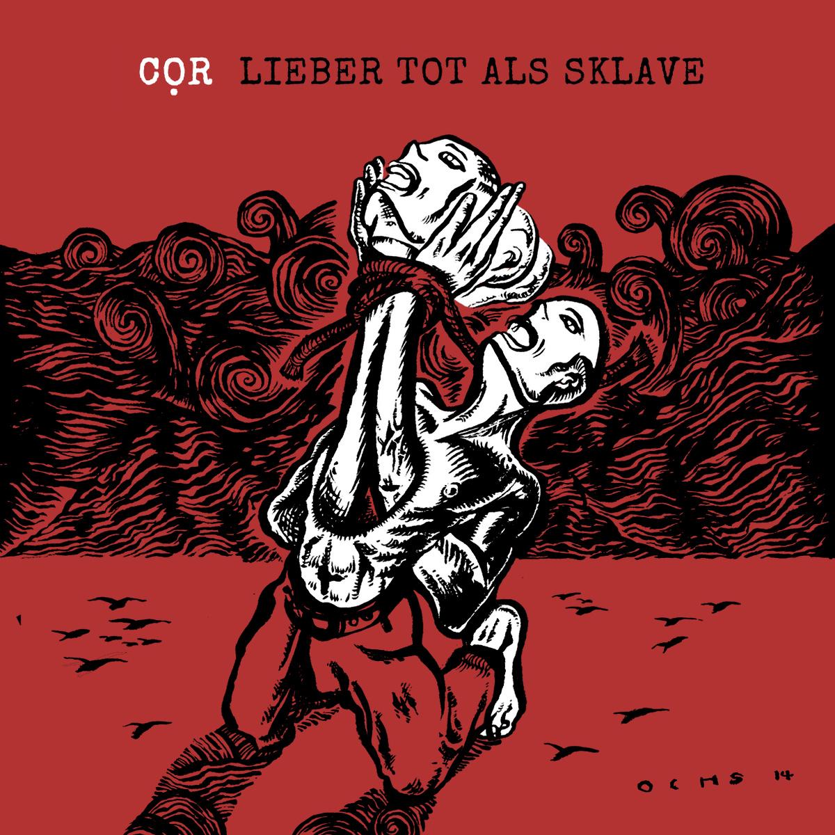 Die neuen Metal-Alben im Januar 2015 - Cor LIEBER TOT ALS SKALVE