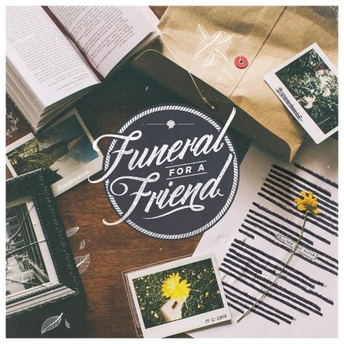 Die neuen Metal-Alben im Januar 2015 - Funeral For A Friend CHAPTER AND VERSE