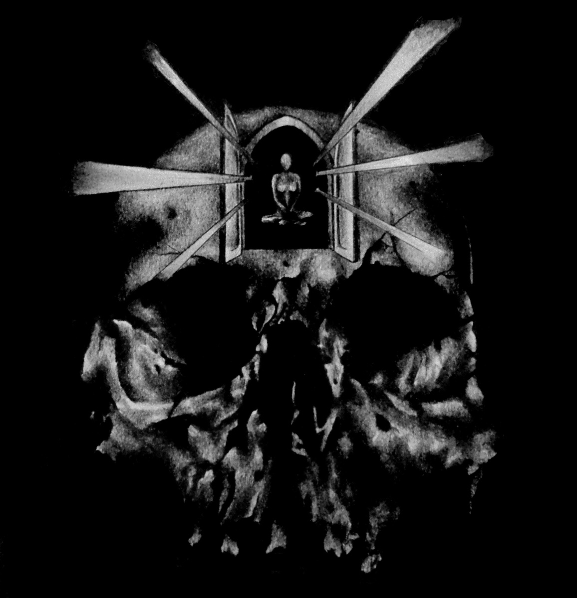 Die neuen Metal-Alben im Januar 2015 - Gnosis THE THIRD-EYE GATE