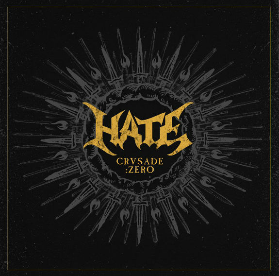 Die neuen Metal-Alben im Januar 2015 - Hate CRUSADE-ZERO