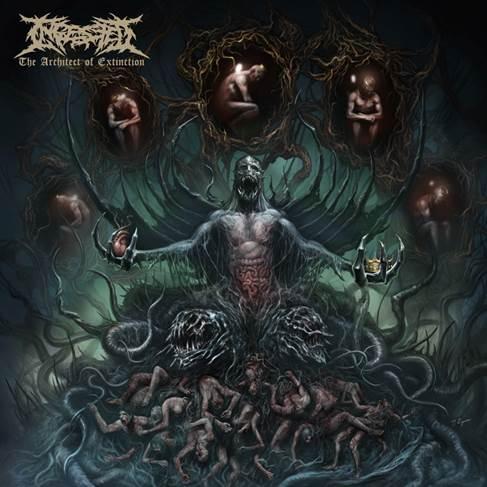 Die neuen Metal-Alben im Januar 2015 - Ingested THE ARCHITECT OF EXTINCTION