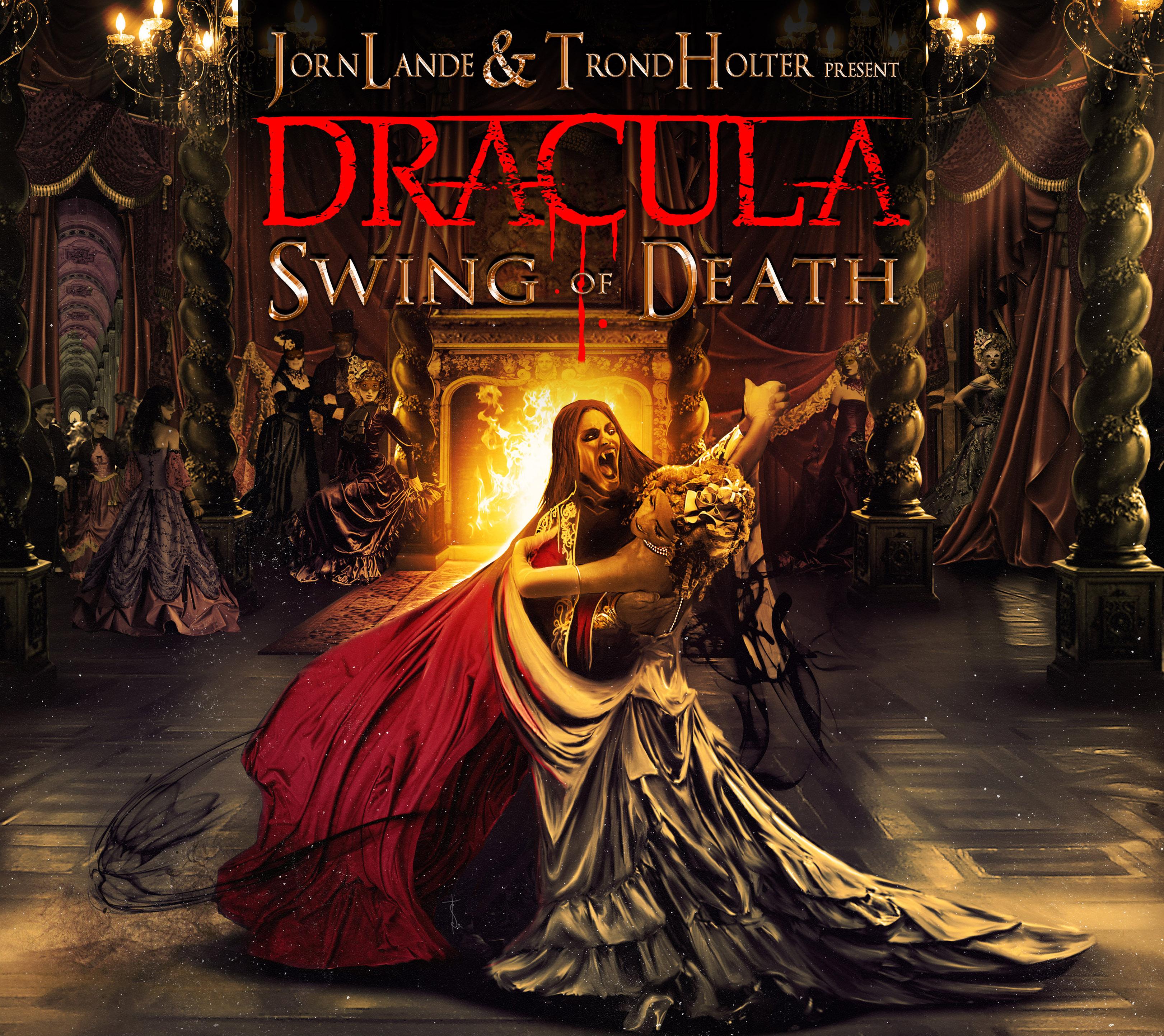 Die neuen Metal-Alben im Januar 2015 - Jorn Lande & Trond Holter Present DRACULA - SWING OF DEATH