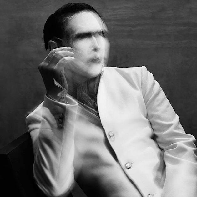 Die neuen Metal-Alben im Januar 2015 - Marilyn Manson THE PALE EMPEROR