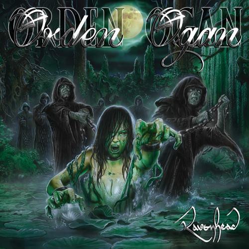 Die neuen Metal-Alben im Januar 2015 - Orden Ogan RAVENHEAD