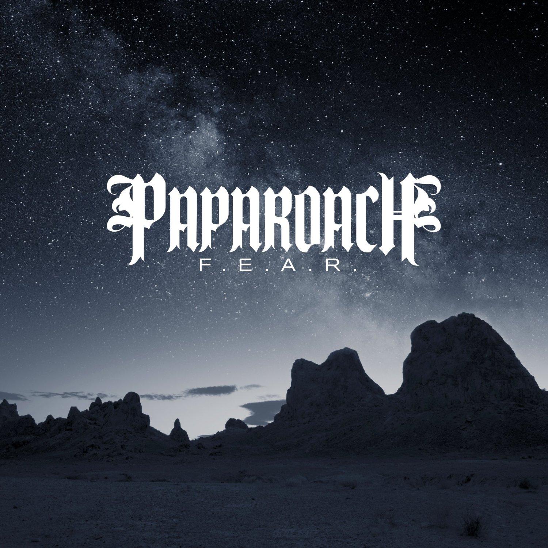 Die neuen Metal-Alben im Januar 2015 - Papa Roach F.E.A.R.
