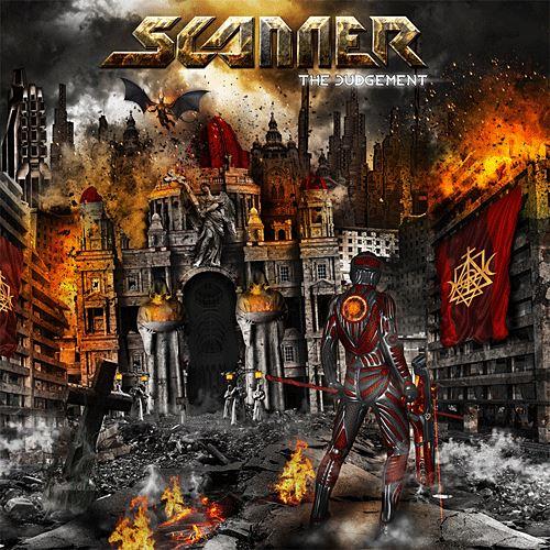 Die neuen Metal-Alben im Januar 2015 - Scanner THE JUDGEMENT