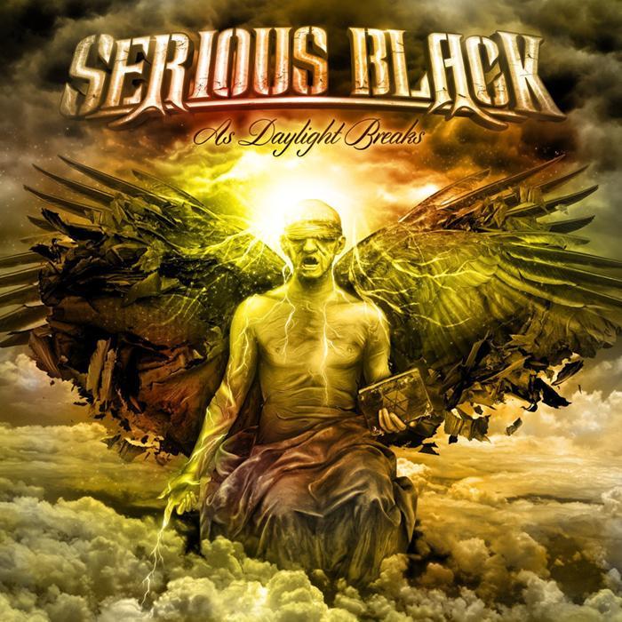 Die neuen Metal-Alben im Januar 2015 - Serious Black AS DAYLIGHT BREAKS