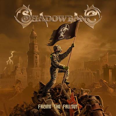 Die neuen Metal-Alben im Januar 2015 - Shadowbane FACING THE FALLOUT