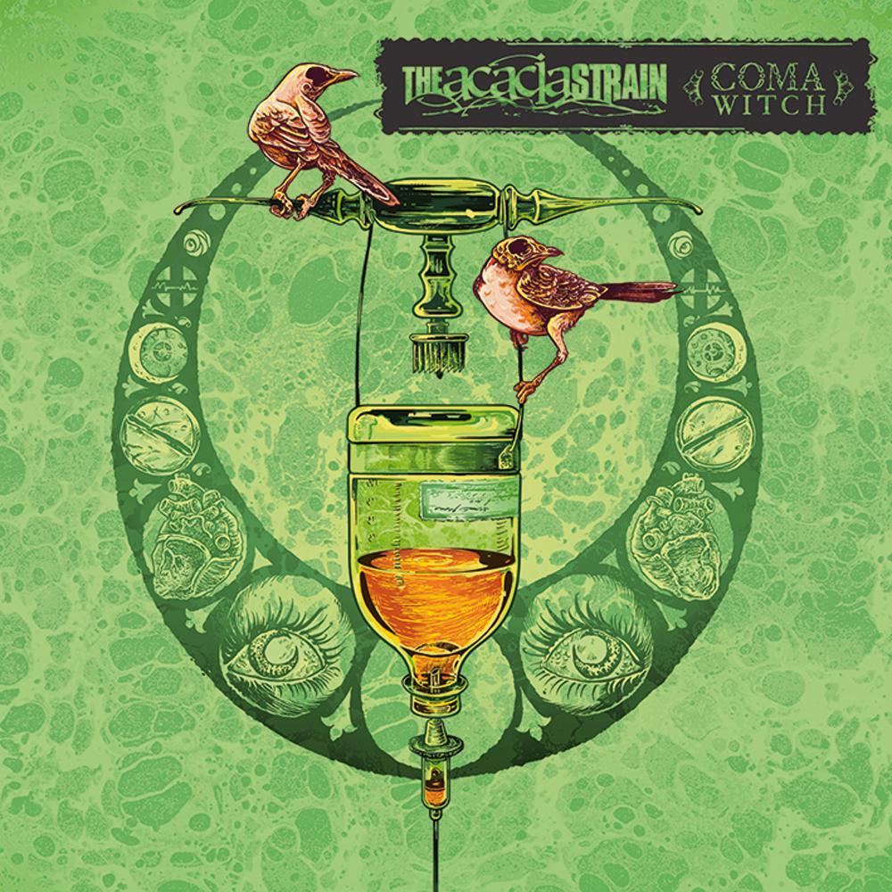 Die neuen Metal-Alben im Januar 2015 - The Acacia Strain COMA WITCH