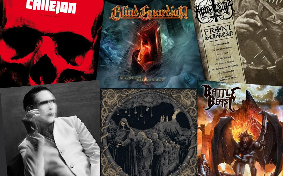Die neuen Metal-Alben im Januar 2015