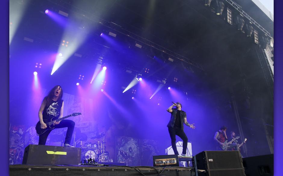 Callejon, Highflied Festival 2013
