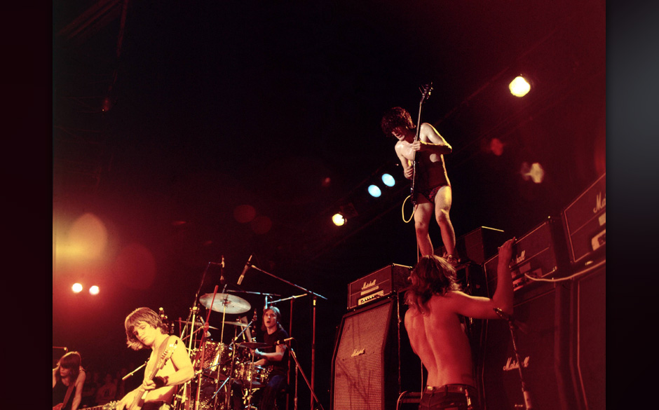 Event:  Artist: AC/DC.Photographer: Bob King.Credit: Bob King/Redferns.Copyright Holder: Bob King.
