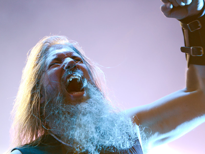 Amon Amarth live, Elbriot 2014