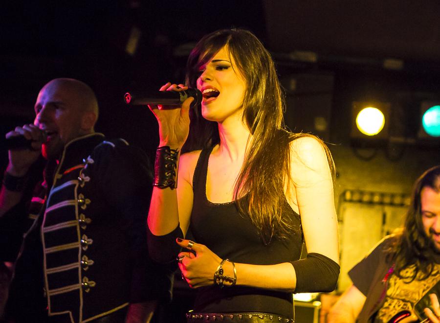 Serenity live, 23.05.2014, Heidelberg