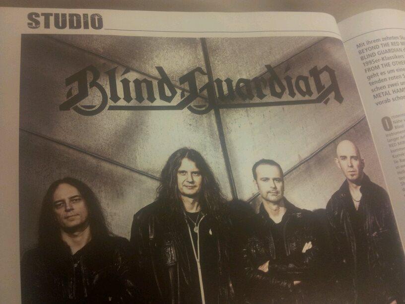 In der Galerie verraten wir euch Song für Song, wie das neue Blind Guardian-Album klingt >>>