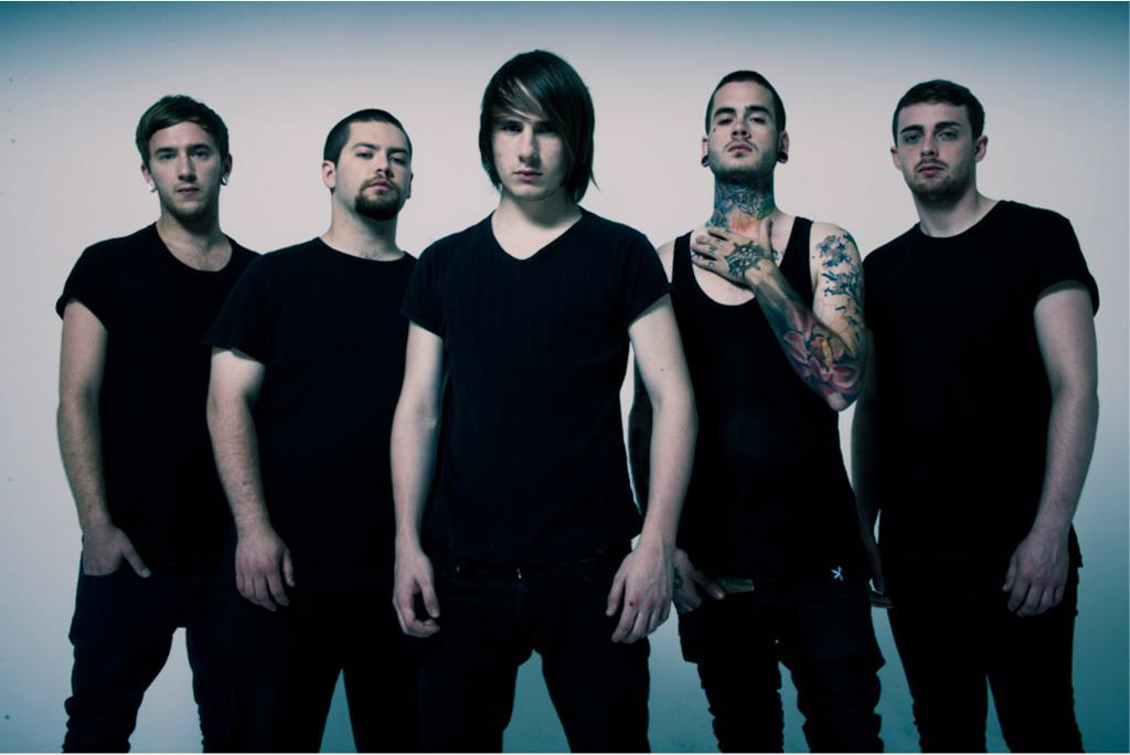 Rise To Remain, Promo Bild, 2011