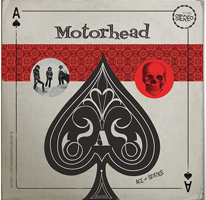 Retro Cover: Motörhead ACE OF SPADES