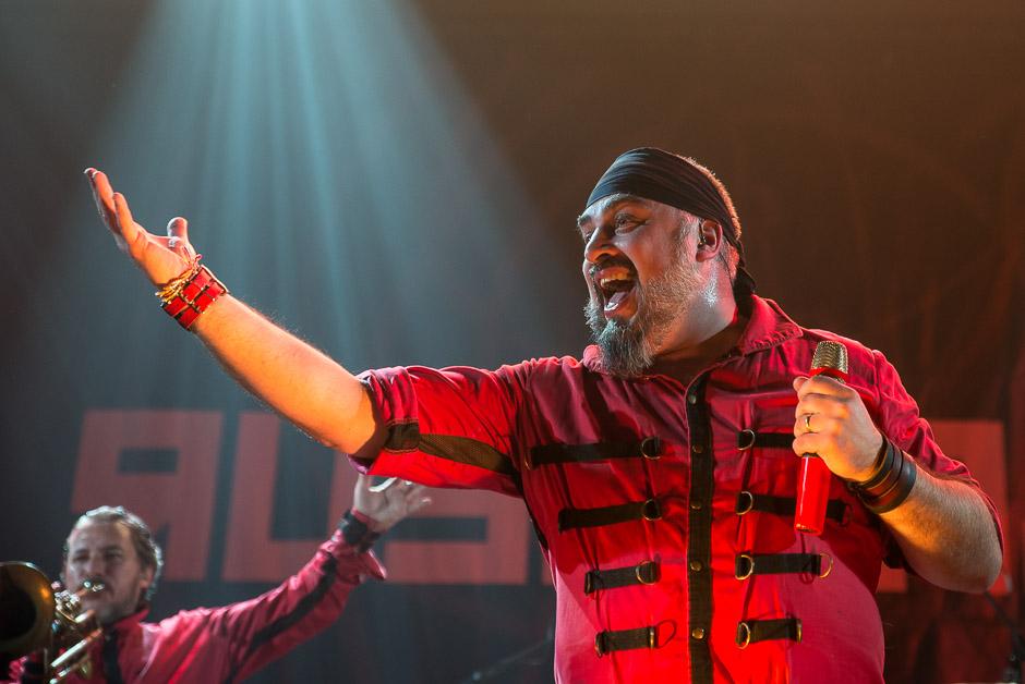Russkaja live, 30.12.2014, München