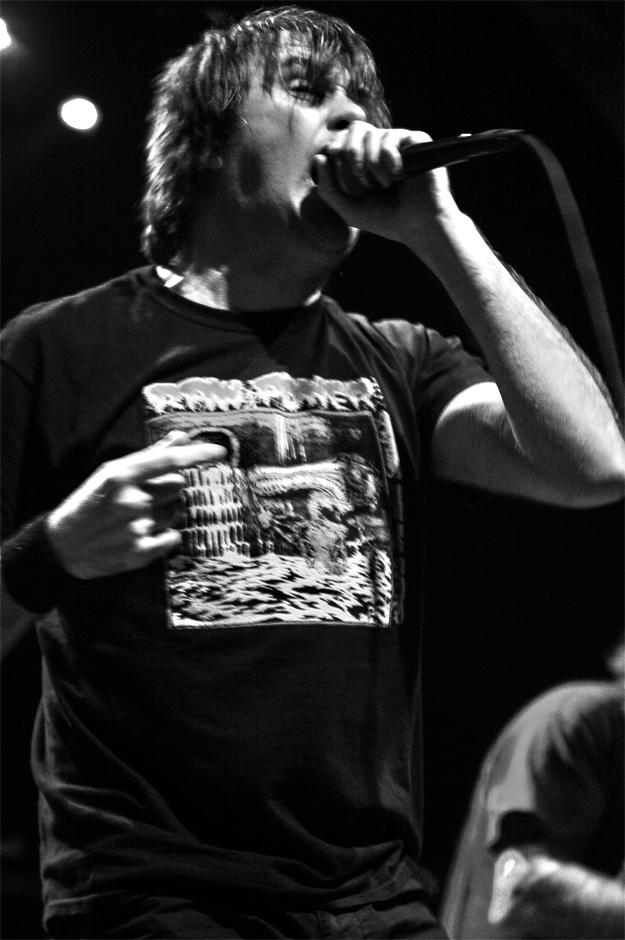 Napalm Death live, 10.11.2014, Wiesbaden: Schlachthof