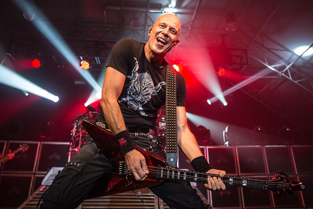 Accept live, 18.10.2014, München: Tonhalle
