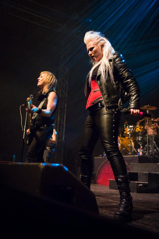 Battle Beast live, 09.01.2014, Oberhausen