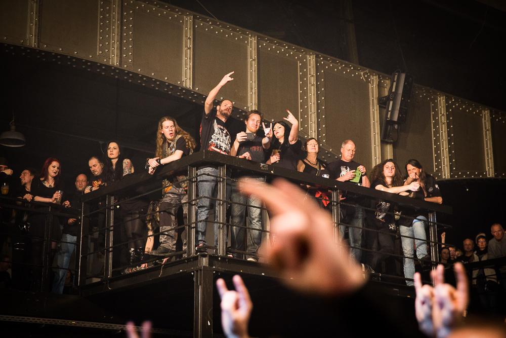 Sabaton live, 09.01.2014, Oberhausen
