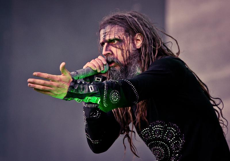 Rob Zombie live, Nova Rock Festival 2014