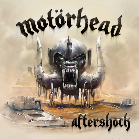 Motörhead AFTERSHOCK
