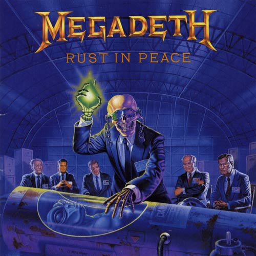 Megadeth Rust In Piece